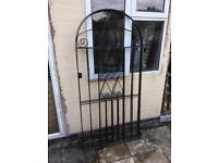 Metal side passage gates (1 or 3)