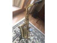 Beginners alto saxophone