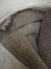 Velvet fabric 6 Metres