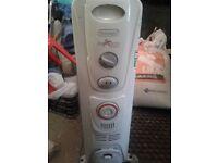 delonghi oil radiator