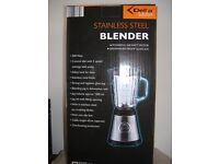 Delta stainless steel blender