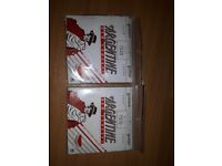 2 packs of Argentine New Concept strings