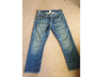 Genuine Men's true religion jeans W32 L32