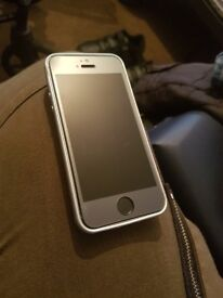 Iphone 5s space grey like new unlocked