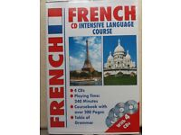French CD intensive language course