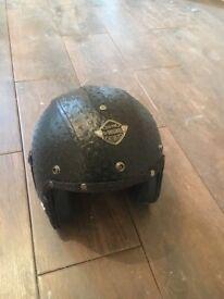 Motorbike Helmet, mask and gloves