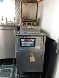 Henny Penny chicken pleasure fry and warmer cabinet