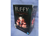 BUFFY THE VAMPIRE SLAYER COMPLETE SERIES 1- 7