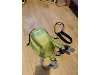 Littlelife toddler turtle reins and backpack