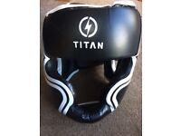Titan head guard