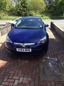 Vauxhall Astra GTC 1.4T
