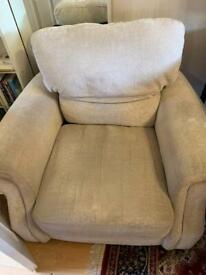 QUICK SELL sofa arm chair