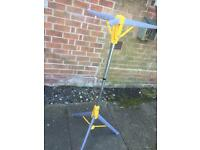 Foldable Clothing Stand In Good Condition