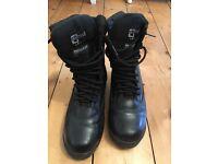 Men's Size 8 Black Boots