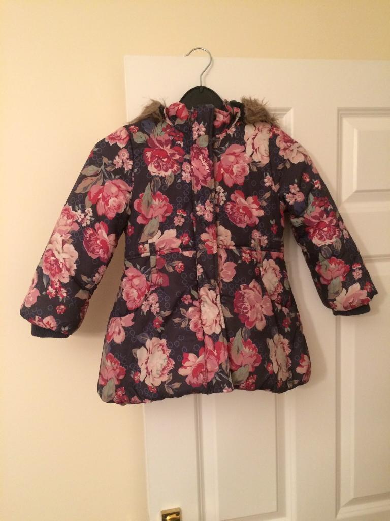 Girls Monsoon coat