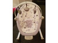 Tiny tatty teddy 360 swivel chair