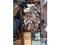 Joblot. Lots of hallmarked epns not sure if any silver