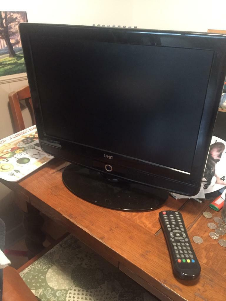 19inch LCD HD TV & DVD combo