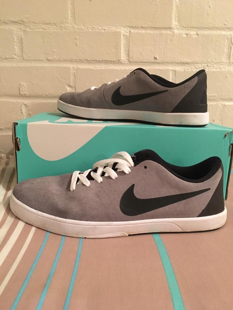Skate shoes size 9 - Nike Sb Skate Shoes Men S Size 9
