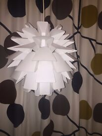 Retro Artichoke ceiling light