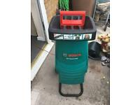 Bosch axt 2200 garden shredder