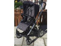 Reduced Price - Mamas And Papas Sola2 MTX Pram, Stroller And Car Seat