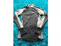 Women's under armour zip top size small brand new