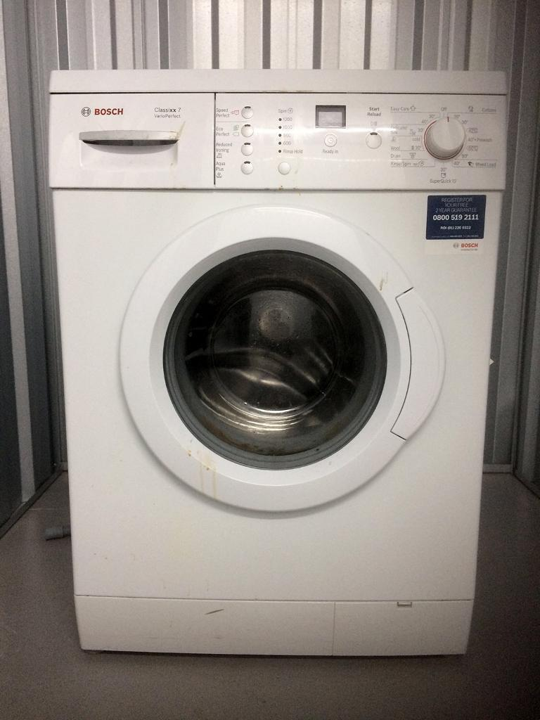 Bosch Washing Machine - Clasixx 7 Vario Perfect