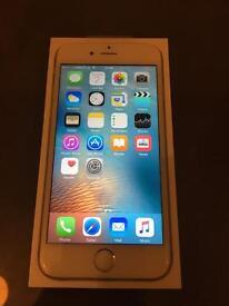 Apple iPhone 6 Silver 16GB on Vodafone