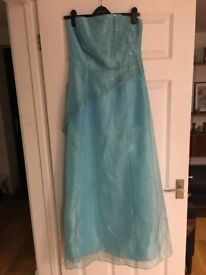 Ball Dress or Cinderella Dress Up UK Size 11/12