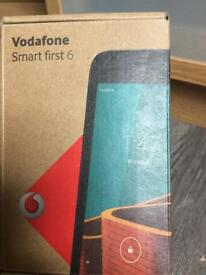 Vodafone smart first 6 phone