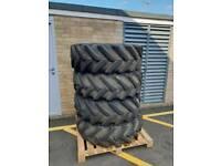 15.5 / 80 - 24 JCB Plant Tyres