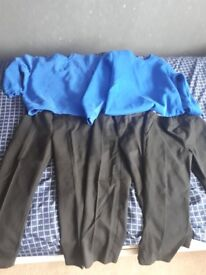 Large bundle of boys clothes age 6 to 9 years