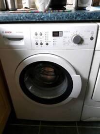 Bosch 8kg Family Washing Machine