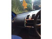 Jazz Blue Volkswagen Lupo