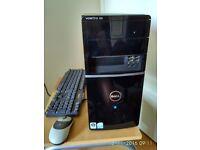 DELL VOSTRO 220 BLACK - 4GB 500GB Intel Core 2 Duo - Windows 7