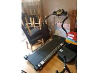 V-fit Treadmill