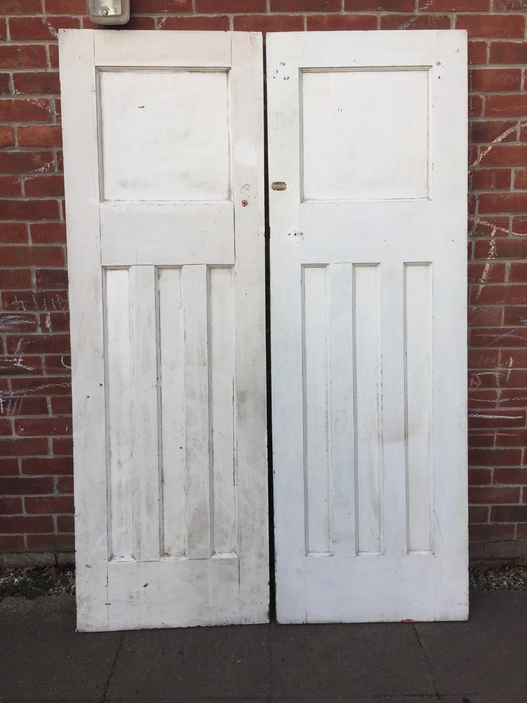 2 1930s internal doors in norwich norfolk gumtree 2 1930s internal doors planetlyrics Image collections