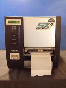 Imprimante Tec B-SX4T, Kit de départ (201588)