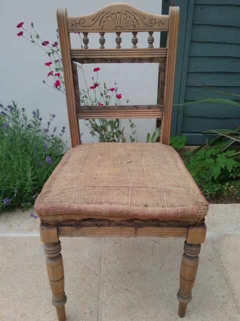 Vintage Wooden Chair Ideal Restoration Project In Woodstock Oxfordshire Gumtree