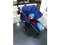 Cosatto supa pushchair excellent condition loads of extras