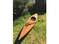 Ottersports Northampton Plywood Kayak