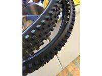 """Tioga 26"""" x 2.10 mountain bike tyres Front & Rear set"""