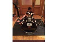 CB drum kit. Ideal starter kit. Great looking kit