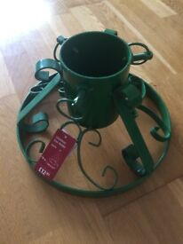 New Dunelm Christmas tree stand unused