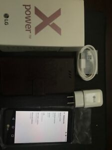 Unlocked mint LG X Power 16gb