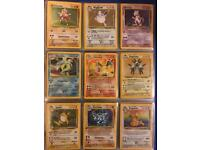Huge lot of Pokémon cards