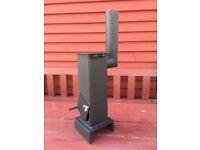 DIY Miniature Wood Burner Stove Heater Garage Shed Summerhouse Workshop Mini