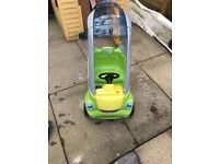 Kids coupe car