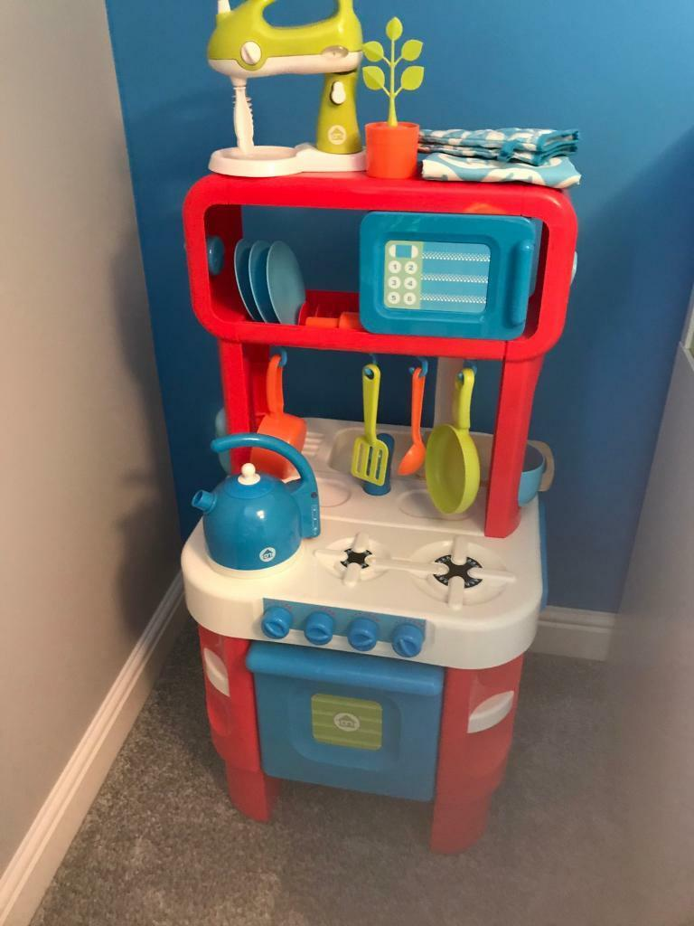 ELC kitchen and all ELC accessories